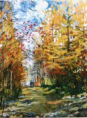 Пейзаж фото как нарисовать пейзаж
